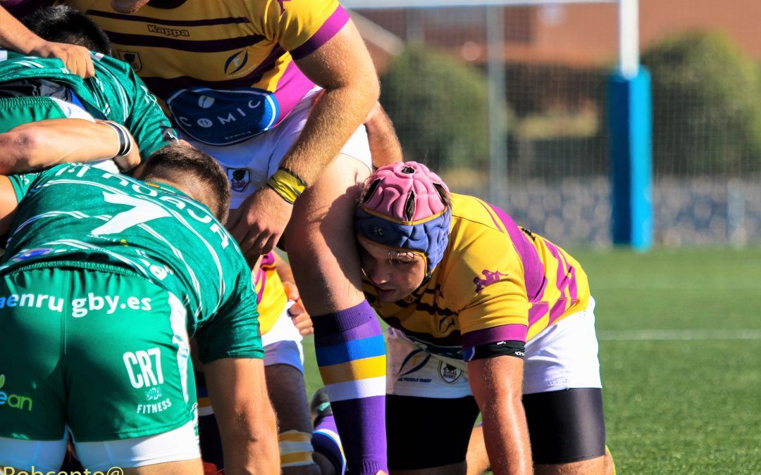 Crónica del Pozuelo Rugby Union vs Jaén Rugby